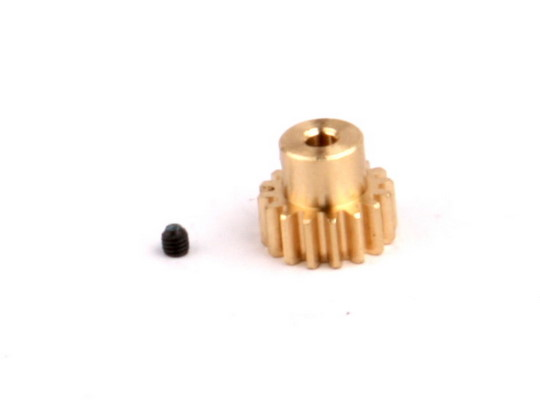 16T, 32P Brass Pinion Gear