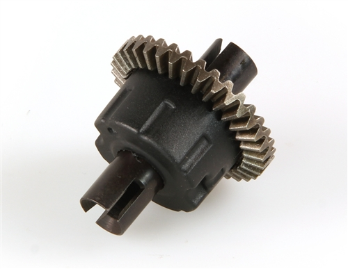 Differential, complete Frt or rear (Domi