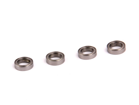 Bearings, metal shield 10x15x4mm