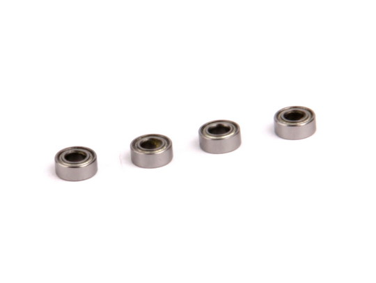Bearings, metal shield 5x10x4mm