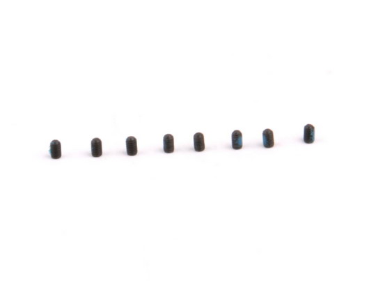 Set Screws M3x5mm