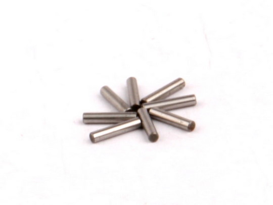 Solid Pins 2x10mm