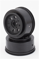 24mm Black Wheels Volition