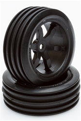 Front Tyres and Wheels (Impakt)