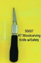 #7 Woodcarving Knife