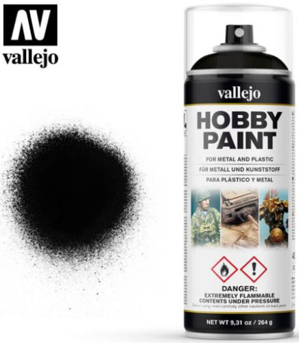Black Primer Spray 400ml