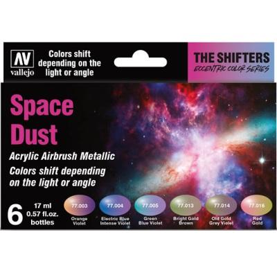 Space Dust 6 x 17ml - Shifter Set