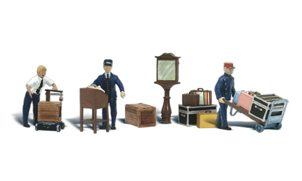 N Depot Workers & accessories